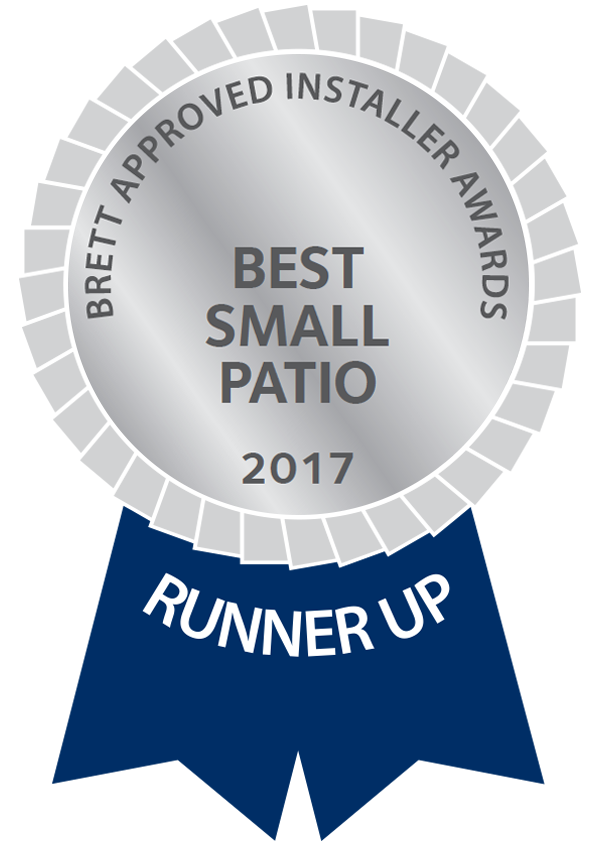 Best Small Patio of the Year Runner Up 2017